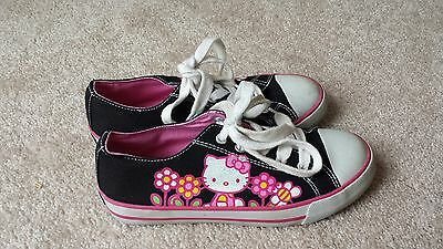 Sanrio Hello Kitty Girls Youth Sneakers US size 1