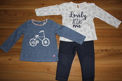 NEXT Matalan girls tops leggings bundle 12-18 months *I'll combine postage*