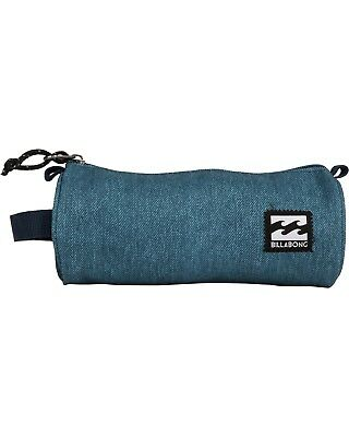 Boys Billabong Barrel Pencil Case - Navy Heather