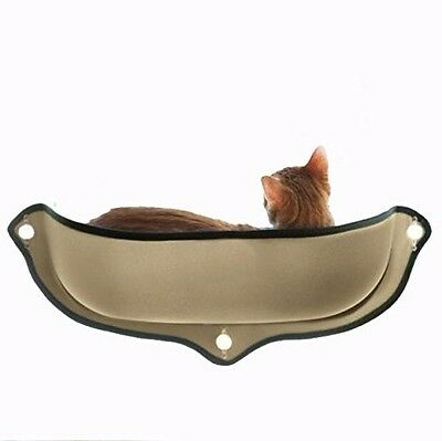 Cat Bed Hammock Bed Hanging Window Mounted Cat Sofa Cushion suction cup! 30% OFF