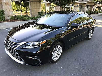 2016 Lexus ES 350 Sedan 4-Door 2016 LEXUS ES 350, ONLY 23K MI, DON'T MISS!