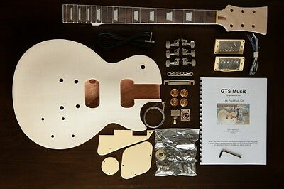 DIY Guitar KIt LPR Style Kit