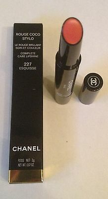 CHANEL Rouge coco stylo 227 esquisse NEUF