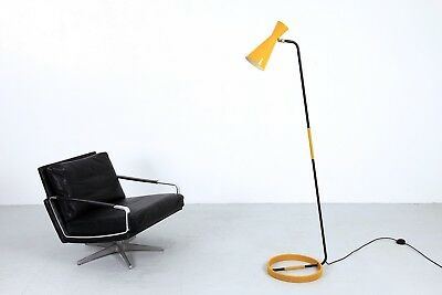 Floorlamp 1950s FRANCE Mid Century Guariche 50er 60er