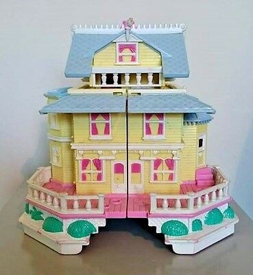 Vintage Bluebird Polly Pocket Clubhouse 1995