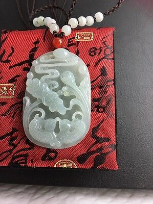 SALE! Beautiful Jade Pendant