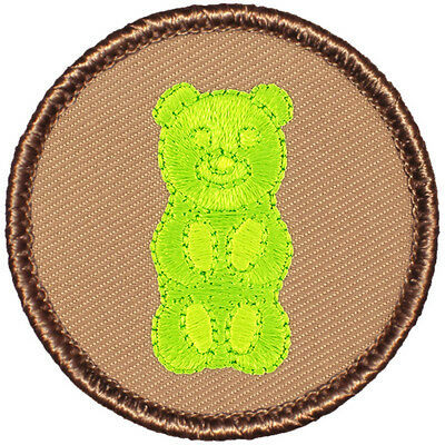 Bass Patrol! Cool Boy Scout Patch! #249