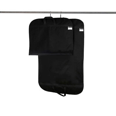 Wardrobe Organizer Garment Bag Cover Pro Travel Carrier Suit Dress Dust Protect