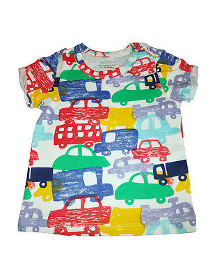 Boys car design t-shirt. This top is perfect for children. Made from 100% cotton