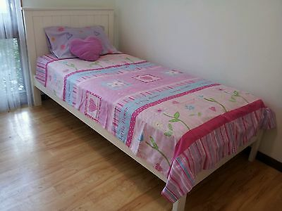 Single bed with mattress aud picclick au for Good quality single beds