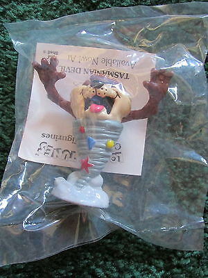 Looney Tunes - Tasmanian Devil - Collector Figurine from Shell 1990 Sealed
