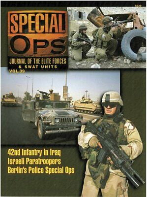 5539: Special Ops: Journal Of The Elite Forces Vol 39, Various authors, New Book