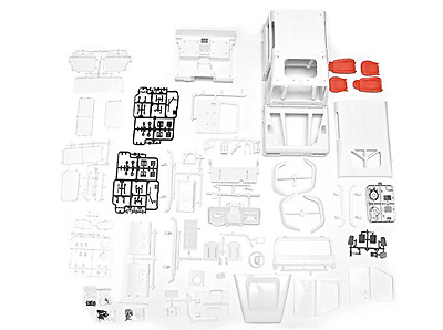 1/10 Defender D90 Hard Body Kit