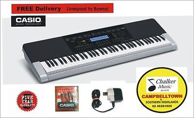 Casio WK240 76notes superboard (Free Delivery Southwest Sydney)