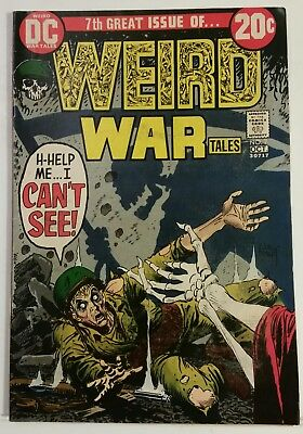 Weird War Tales # 7 - Dc Comics - October 1972