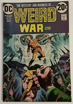 Weird War Tales # 16 - Dc Comics - August 1973