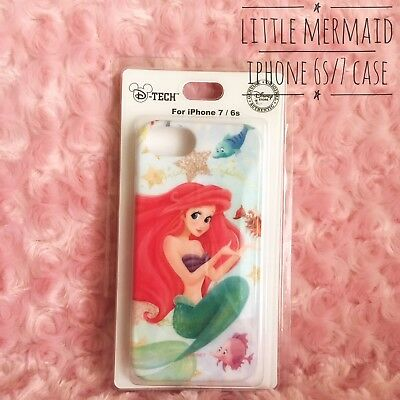 Disney Japan Kawaii Little Mermaid Princess Ariel iPhone6S/7 Case From Tokyo