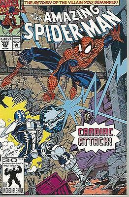 "Amazing Spider-Man #359 (February 1992) ""Carnage"" Marvel Comics Mid/High Grade"