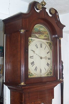 antique grandfather clock(REDUCED}
