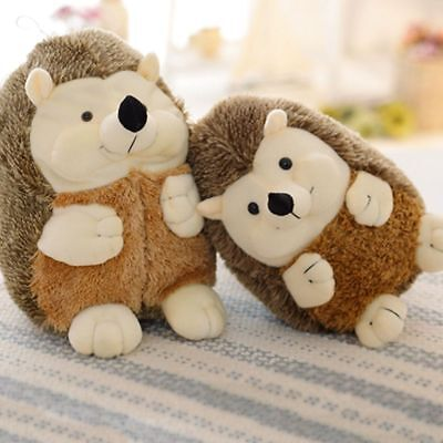 New Soft Hedgehog Animal Lovely Doll Stuffed Plush Toy Gift Children Kid Home