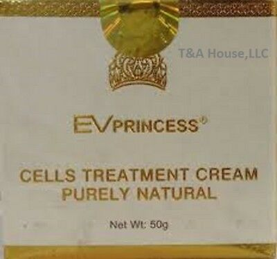 EV Princess Cells Treatment Cream (50g) FREE & FAST SHIPPING 100% AUTHENTIC