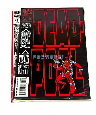 Deadpool: The Circle Chase #1,3 (1997) Marvel Comics NM/VF
