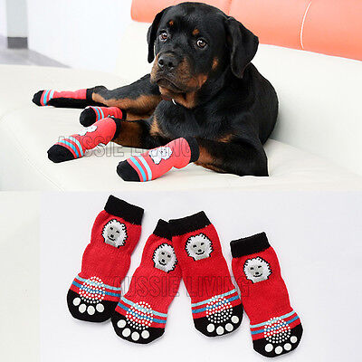 Large Dog Waterproof Socks Non-Slip 2XL - 5XL Puppy Cat Pet Shoes Slippers
