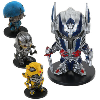 TRANSFORMERS 30TH ANNIVERSARY ACTION FIGURES FIGURINES CAKE TOPPER Toy
