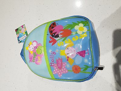ben and holly lunch bag