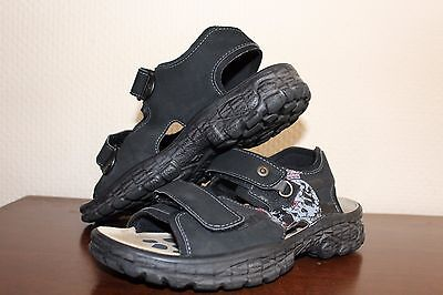 schuhe sandalen sommer jungen braun gr 37 eur 1 00 picclick de. Black Bedroom Furniture Sets. Home Design Ideas