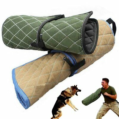 Dog Bite Sleeves Arm Protection Training Young Police Shepherd Malinois Supplies