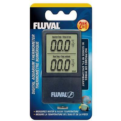 Fluval Wireless 2-in-1 Digital Aquarium Thermometer