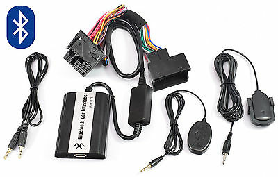 Bluetooth USB Adapter FORD 6000 CD 5000C 6006CDC Visteon Freisprechanlage