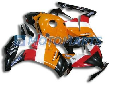 Fairing Injection Body Kit for Honda CBR1000RR Fireblade 2012 2013 CBR1000 RR AD