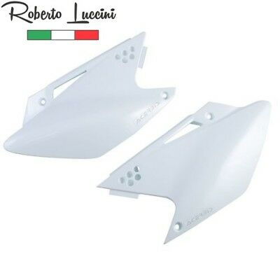 Kawasaki Seitenteile side panels KXF 250; 2006-2008 Acerbis Made in Italy