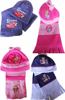 SALE Children mütze-schal 2tg.set Children's Hat Children's Scarf Lot 100 Piece