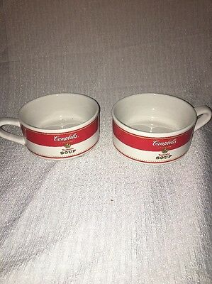 Campbell's Soup Collectible Mugs