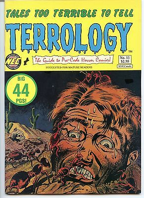 Tales too Terrible to Tell,  No 11, VF 8.0