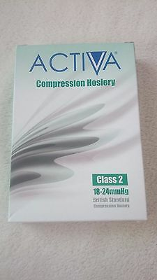 ACTIVA COMPRESSION HOSIERY class2 18-24mmhg (size L)