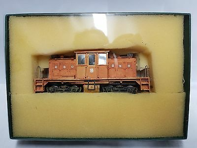 Athearn/Backwoods Miniatures On30 Whitcombe Diesel - DCC Fitted