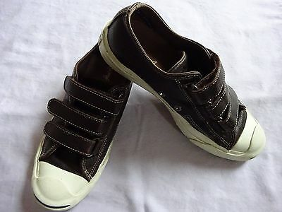 Jack Purcell Converse Leather Unisex Shoes Size 6 Men's or 7.5 Ladies