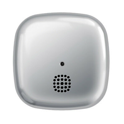 Jalo Kupu Chrome Smoke Alarm