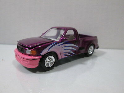 1997  '97  FORD F-150  (purple)   S SCALE LOOSE