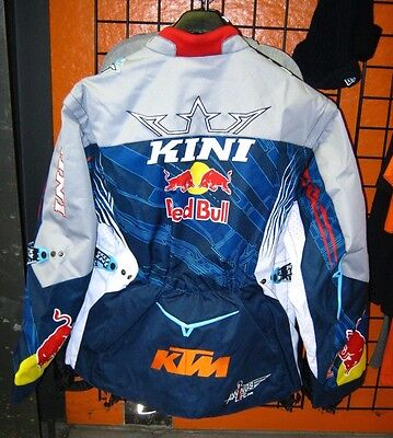 KTM Kini Red Bull Competition Jacket Enduro Adventure Off-Road Dual Sport XXL