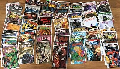 !AWESEOME! 20 Comic Book Lot! Mostly Modern! #1's! Tons of MARVEL DC & More!