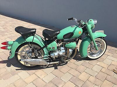 1948 Other Makes S7 Early Model  1948 Sunbeam S7 Antique/Vintage Motorcycle