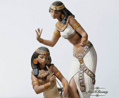 Lladro 01012457 DANCERS FROM THE NILE Around the World 12457 New in original box