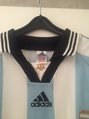 Maillot foot Argentine 1998