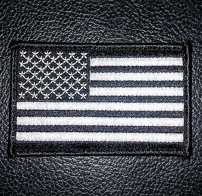 Usa American Flag Army Morale Military Covert Swat Velcro® Brand Patch