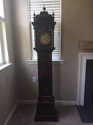 Ethan Allen Grandmother clock